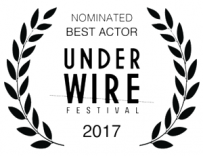 Under Wire Best Actor 2017
