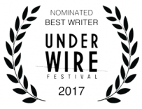 Under Wire Best Writer 2017